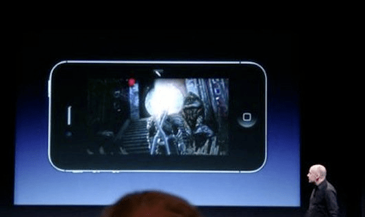 iphone 4s ufficiale cupertino