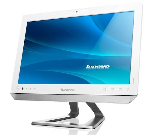 L'elegante All-in-one PC Lenovo C325 per il salotto