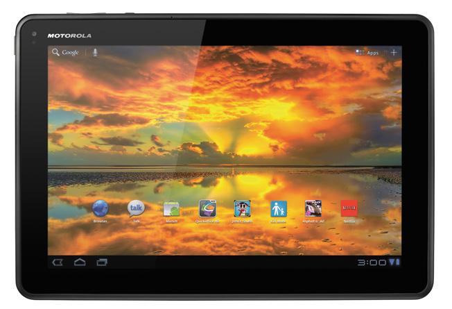 Motorola Xoom Family Edition: apps e divertimento per tutti!