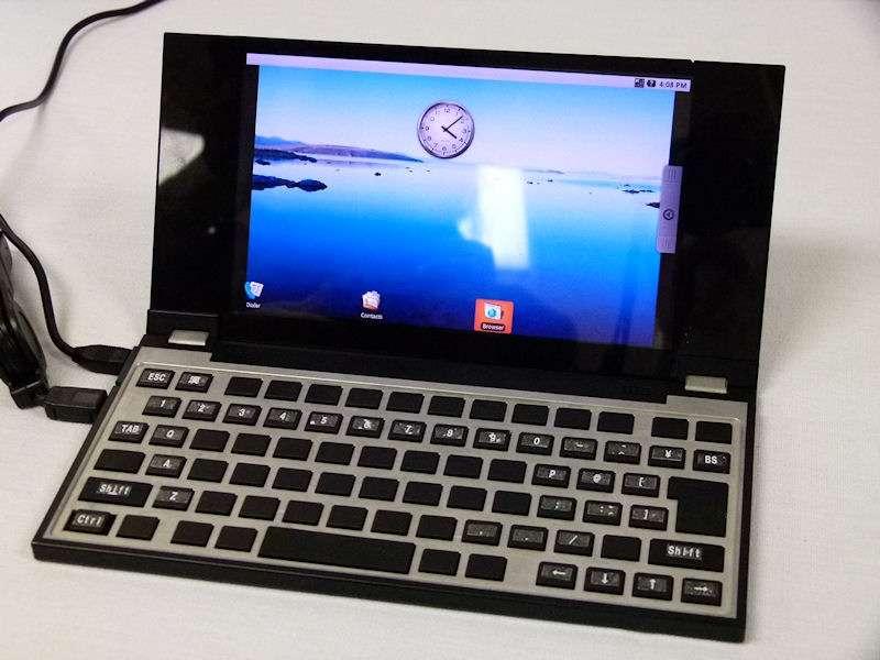 Il notebook Android di NEC: peso piuma, potenza e appeal!