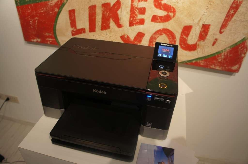 La stampante Kodak Hero 5.1 multifunzione con tecnologia Cloud