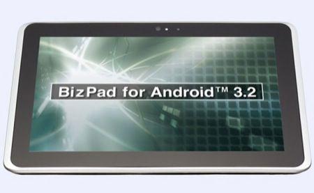 I tablet Panasonic BizPad per il settore business