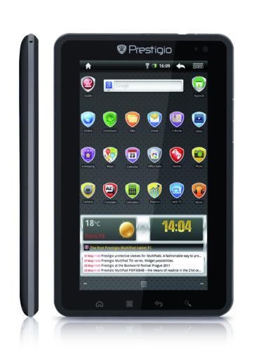 Il buon tablet Prestigio MultiPad 3G con Android