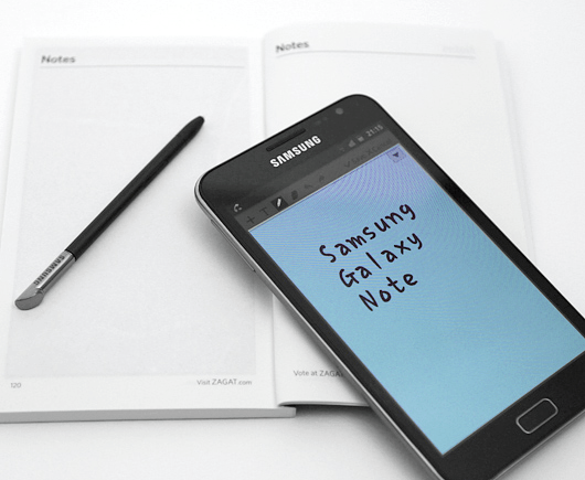 Samsung Galaxy Note cala il prezzo in UK. E in Italia?