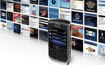Problemi Blackberry: RIM regala un set di apps per farsi perdonare
