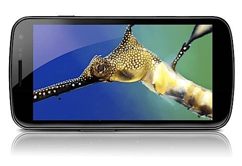 Samsung Galaxy Nexus: il prezzo per l'Italia