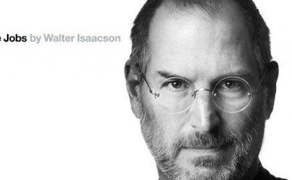 La biografia di Steve Jobs in preordine su iBooks e Amazon