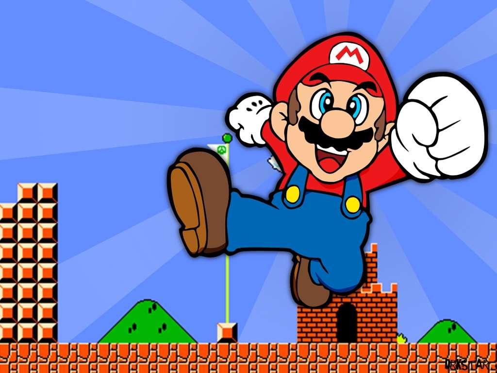 Super Mario, il videogioco più amato dagli italiani
