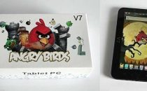 Il tablet Android di Angry Birds, Rovio si arrabbierà?