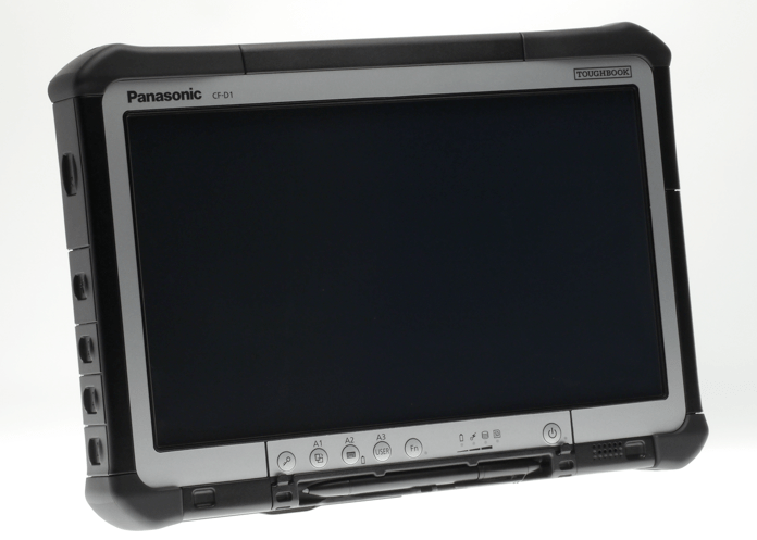 Il tablet Panasonic Toughbook CF-D1, ideale per l'outdoor