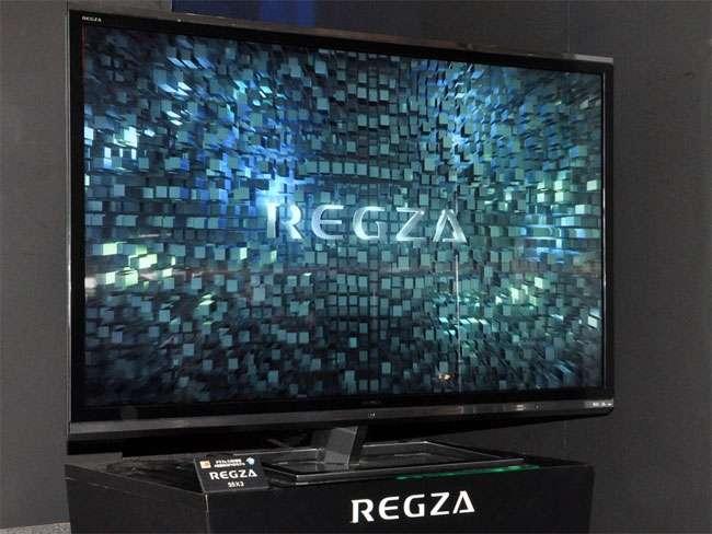Il pazzesco 3D TV Toshiba Regza 55×3 che fa a meno degli occhialini