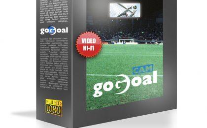 La videocamera digitale Gogoal Cam, ideale per calcio e calcetto!