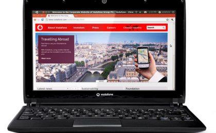 Vodafone WebBook: un portatile semplice e economico