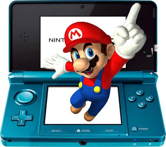 3D nintendo 3DS natale