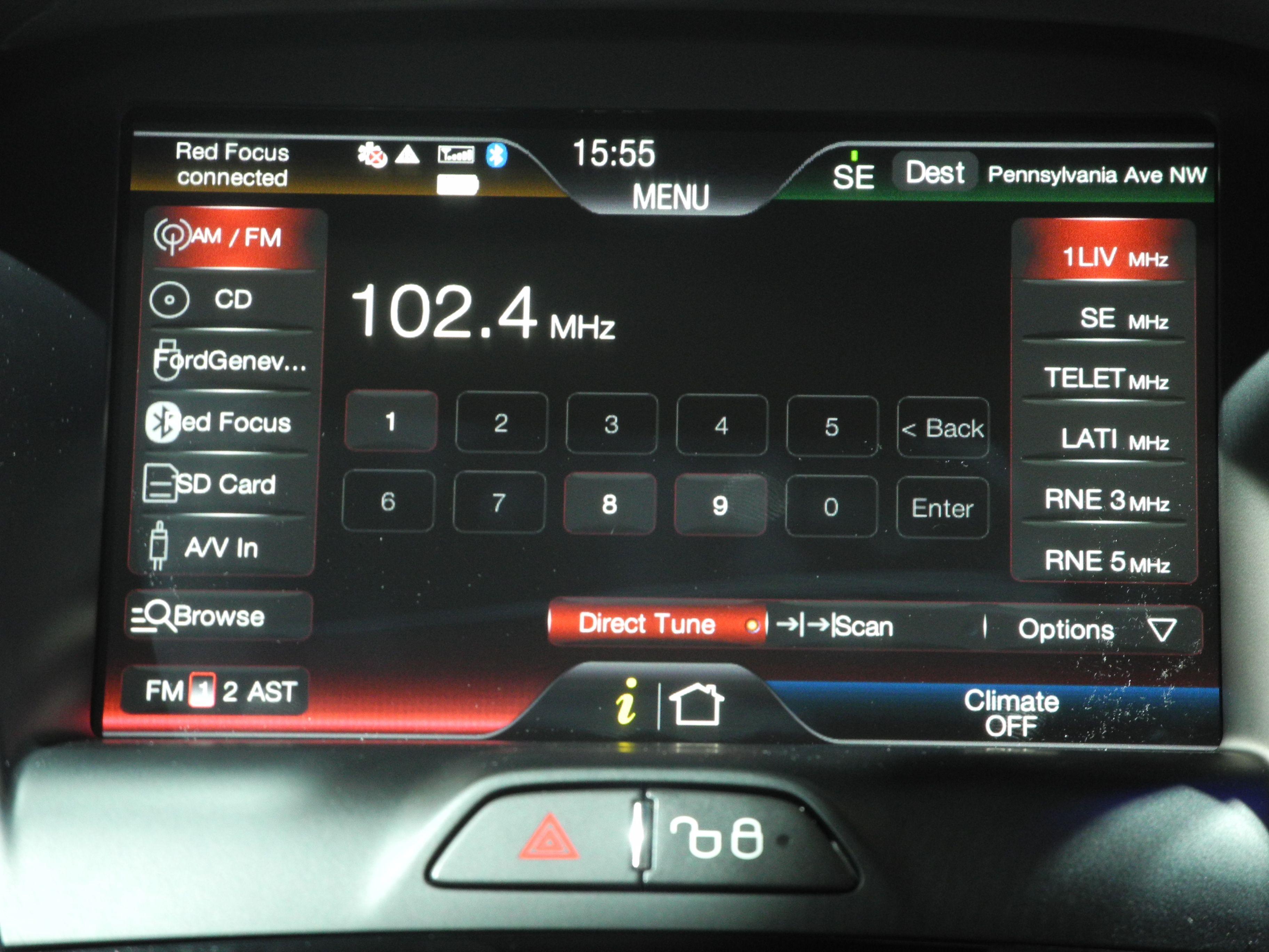 Ford_Sync_radio
