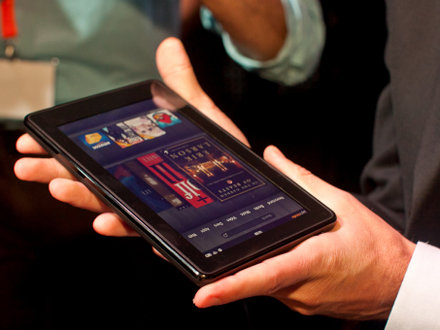 Kindle Fire scatena la corsa al ribasso del prezzo dei tablet