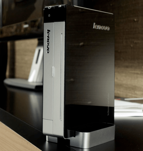Il mini PC Lenovo IdeaCentre Q180 è il più piccolo al mondo