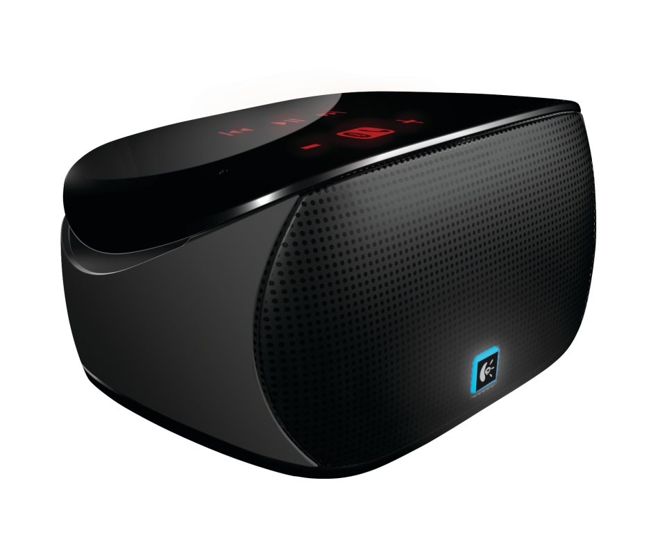 Logitech Mini Boombox pompa i bassi via Bluetooth