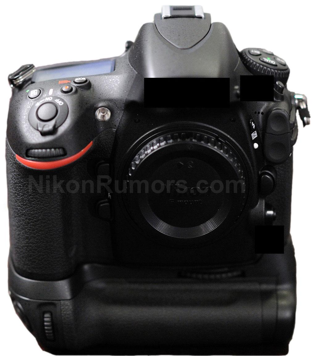 Nikon D800 paparazzata: una potente reflex da 36 megapixel