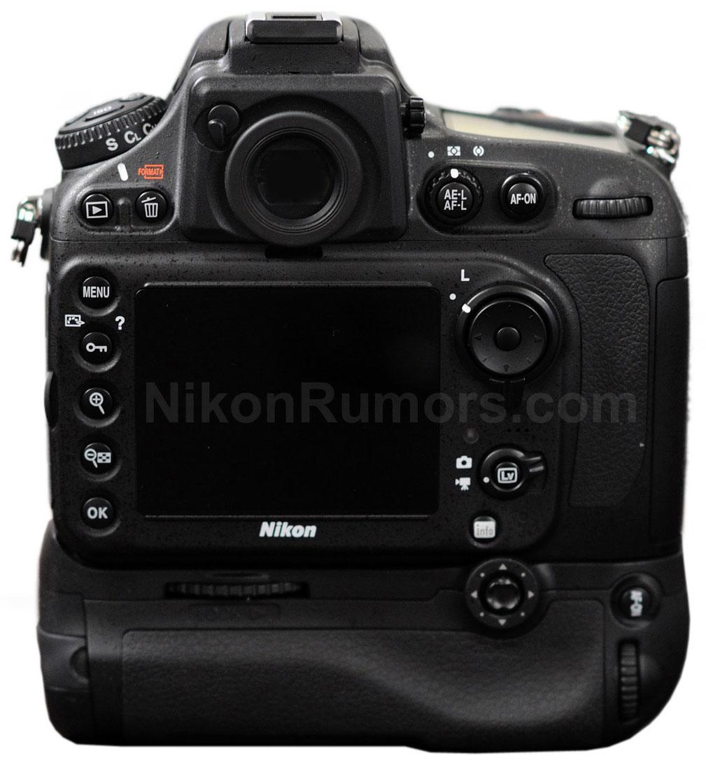Nikon D800 retro