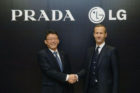 Prada Phone by LG 3.0: il nuovo modaiolo a inizio 2012