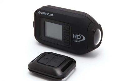 Videocamera water proof Drift HD: ideale per imprese sportive