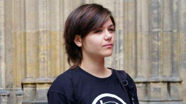 La pirata Amelia Andersdotter sarà la più giovane europarlamentare