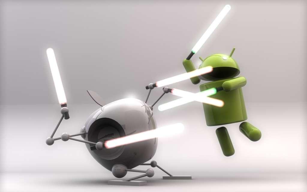 Android Market vs App Store: lo scontro sempre più equilibrato
