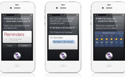 Apple Siri spaventa Google? Il furbo monito di Eric Schmidt