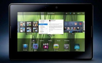 BlackBerry PlayBook in ultrasconto per esaurire le scorte