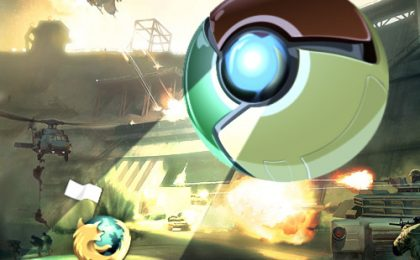 Chrome sorpassa Firefox e punta al gaming online