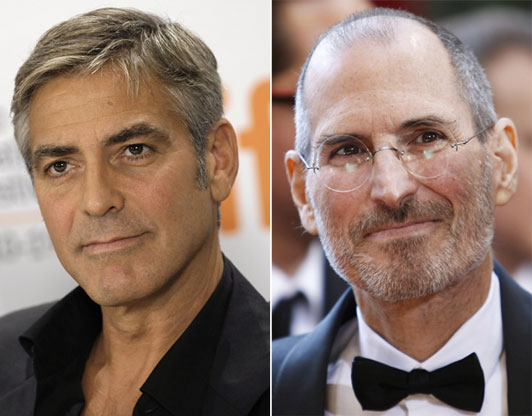 Chi sarà Steve Jobs nel film dedicato? George Clooney ci spera
