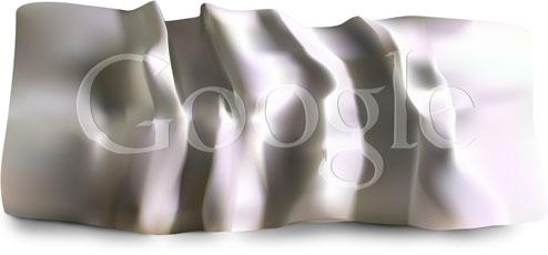 Google Doodle monumentale per Giò Pomodoro