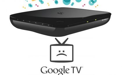 Google TV perde pezzi: Logitech si chiama fuori