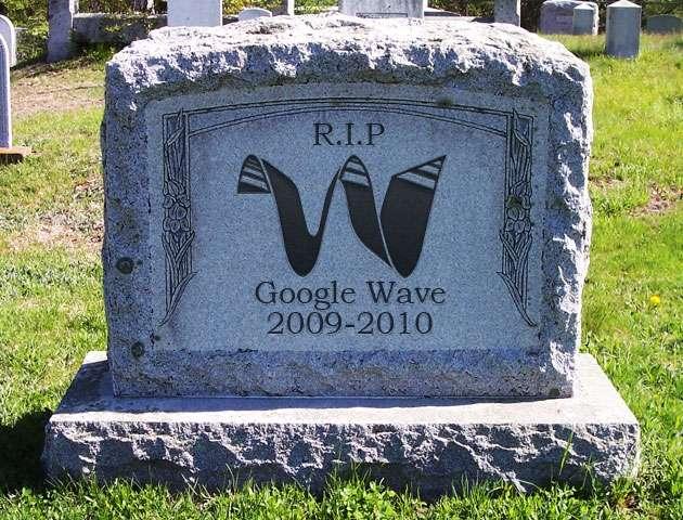 Google Wave e gli altri rami secchi potati da Mountain View