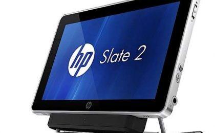 HP Slate 2 ufficiale: buoni propositi e qualche mancanza