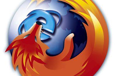 Internet Explorer sotto il 50%, Firefox si fa sotto
