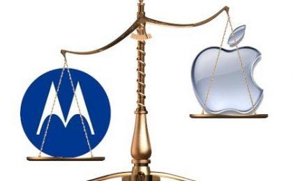 Motorola batte Apple in Germania?