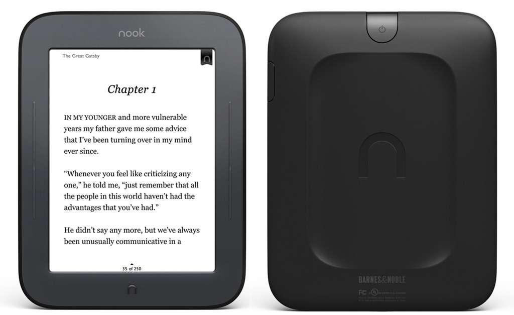 Nook Simple Touch non muore mai, 2 mesi di autonomia