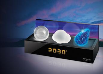 Idee regalo tech: la stazione meteo Oregon Scientific con cristalli