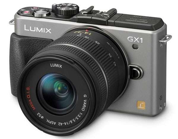Panasonic Lumix GX1 svela il prezzo competitivo