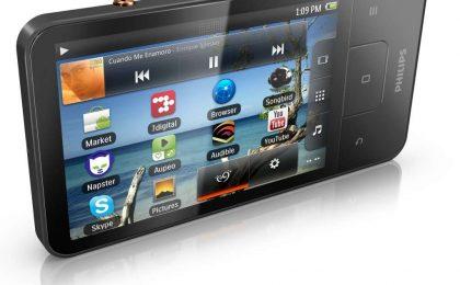 Idee regali tecnologici: Philips GoGear Connect 3, musica e potenza
