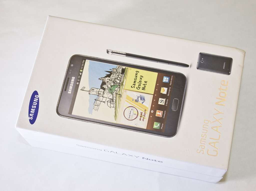 Samsung Galaxy Note la nostra prova del mostro ibrido (foto e video)