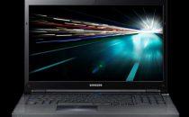 Samsung Serie 7 Gamer il notebook 3D che sembra una console