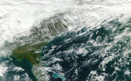 Il satellite Nasa NPP mostra le prime foto ad altissima definizione