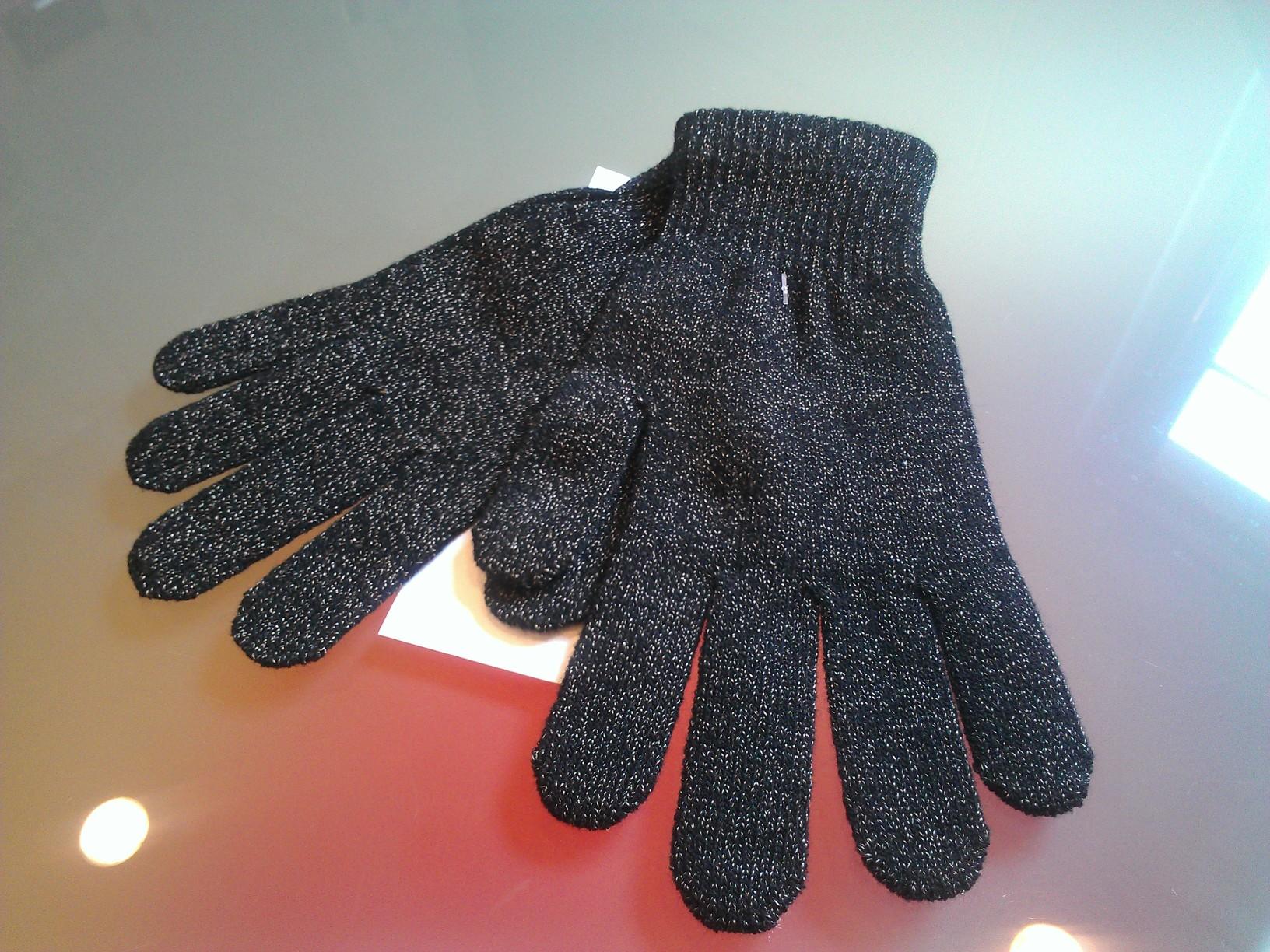 Un regalo per Natale 2011? I guanti Skingloves per schermi touch