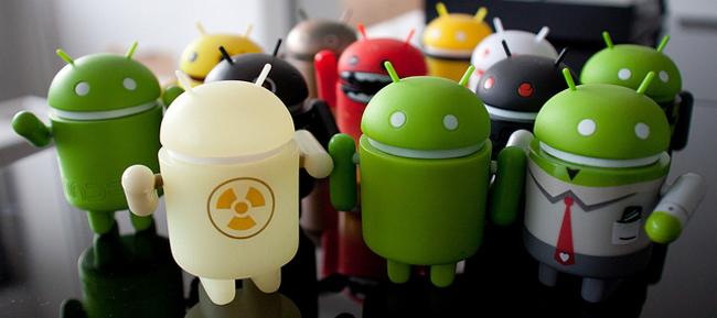 Gli smartphone Android raddoppiano in 6 mesi, spaventoso