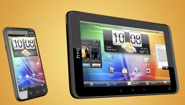 Smartphone HTC in grande crescita, l'onda taiwanese