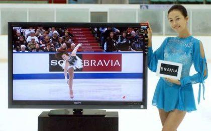 Sony HD TV: le dimensioni (delle diagonali) contano