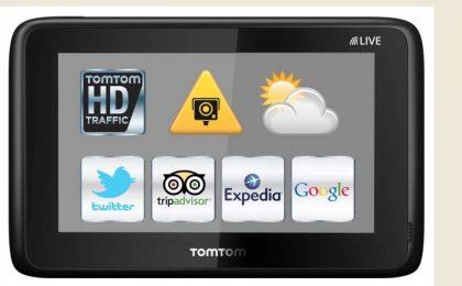TomTom Go Live 1005 World: il primo vero social-navigatore